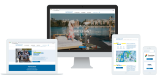 Waterkant Berlin Website