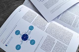 Geöffnete Print-Publikation der Deutschen Gesellschaft für Auswärtige Politik