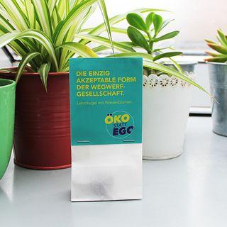 Webshop ÖKO STATT EGO Seedbombs