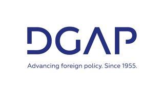 Logo der Deutschen Gesellschaft für Auswärtige Politik