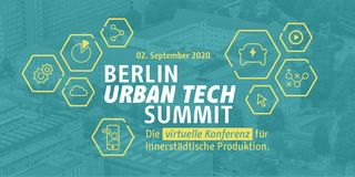 Berlin Urban Tech Summit 2020